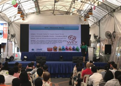 BA presentation