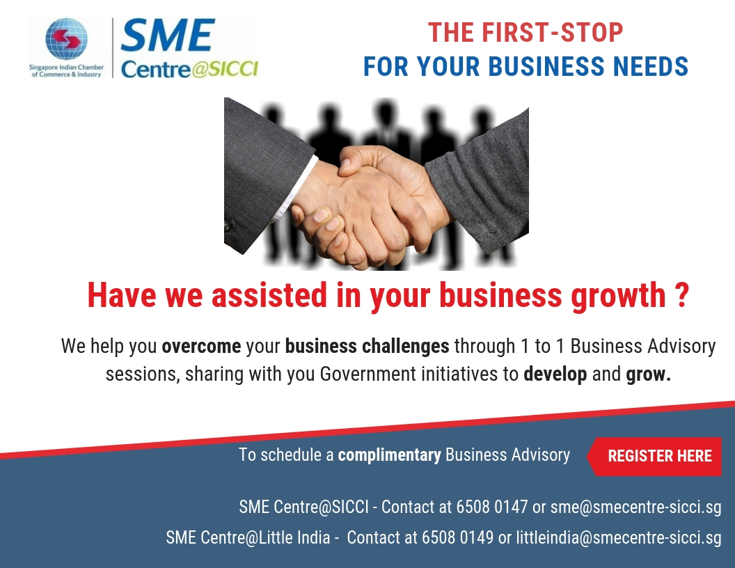 Book for Business Advisory Session