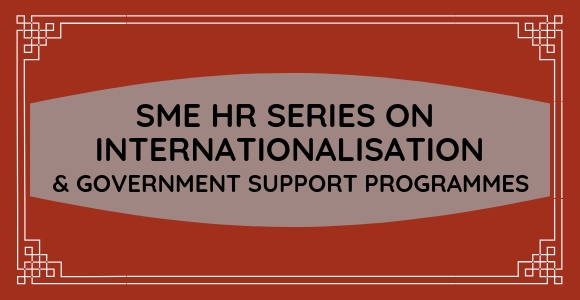 SME HR Series on Internationalisation and Government Support Programmes