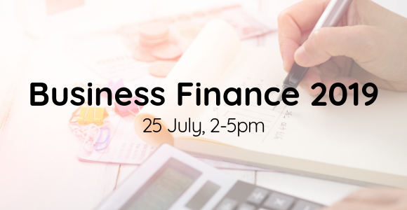 Business Finance 2019(25 July, 2pm-5pm)