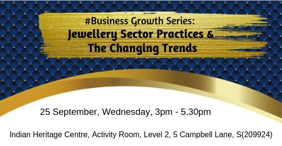 Jewellery Sector Practices &  The Changing Trends
