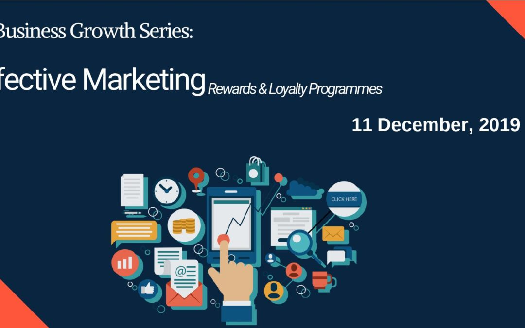 Business Growth Series: Effective Marketing