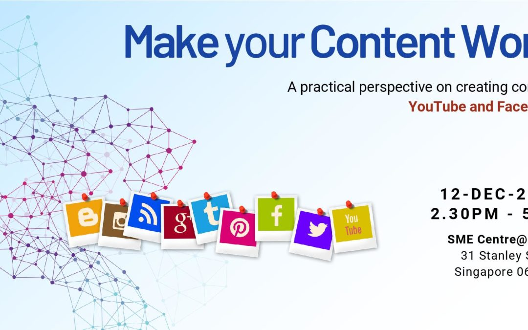 Make your Content Work